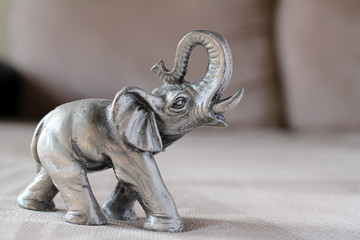 Handmade elephant silver boxes from Asia