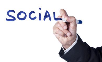 focus sur le mot social en entreprise