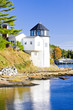 lighthouse, First Light Bed   Breakfast, Maine, USA