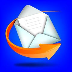 icona e mail