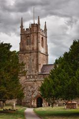 Kirche von Avebury, Südengland