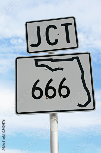 Poster Florida Junction 666