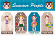 summer people card