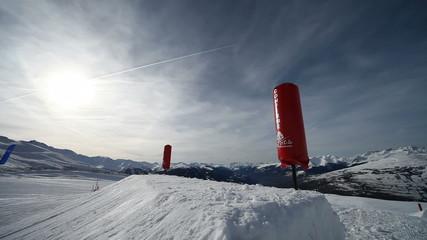 Ski Jump 1