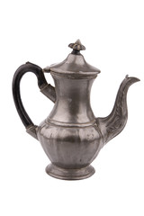 Old english coffe pot