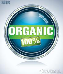 organic button