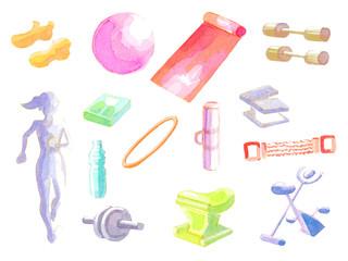 ダイエット 痩身の道具 用品 器具