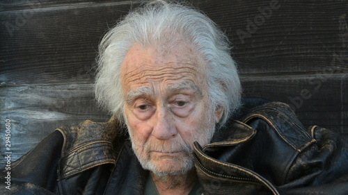 Homeless Senior