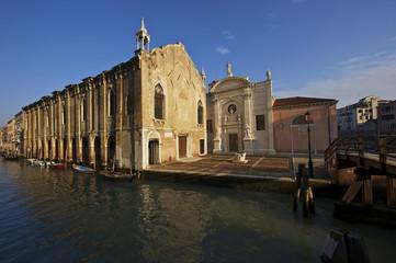 Chiesa sul Canale della Misericordia, Venezia