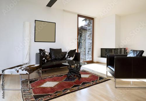 Interno di casa moderna ammobiliata di alexandre zveiger foto stock royalty free 29452091 su - Casa ammobiliata ...