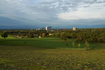 Heerlen from high view