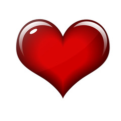 gläsernes Herz
