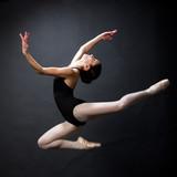 Fototapeta tancerz - artysta - Poza Pracą / Sporty