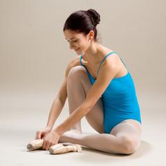 ballerina sorridente