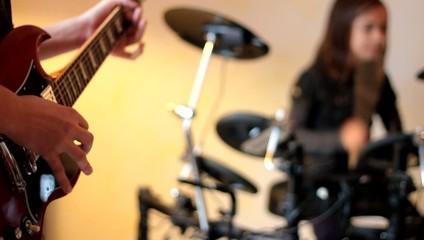 musique en groupe