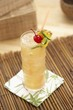 Mai Tai on Napkin