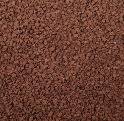 Granulated Coffee Background