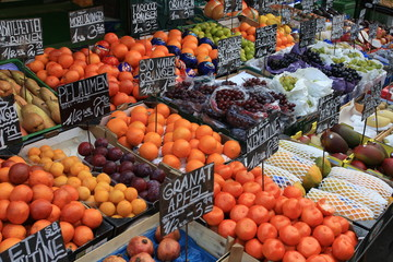 Wien, Naschmarkt