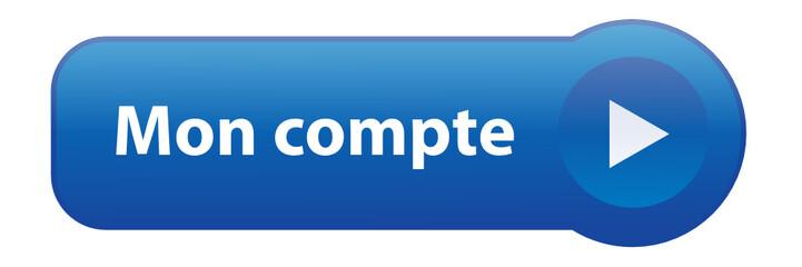 """Bouton """"MON COMPTE"""" (profil utilisateur web options préférences)"""