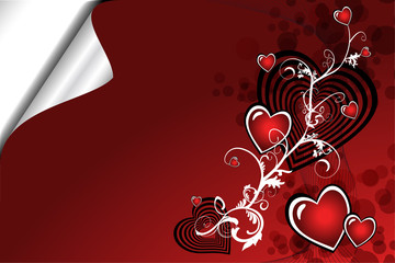 Beautiful Valentine´s day background