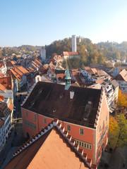 Ravensburg  - Blick vom Blaserturm