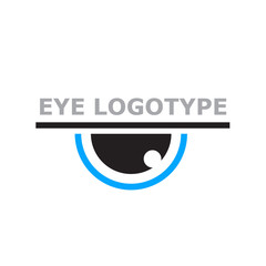 Logo Eye Clinic # Vector