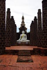 thai acient budda
