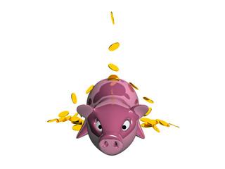 Pig-money 3D