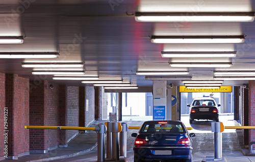 Eingang zum Parkdeck - 29493221