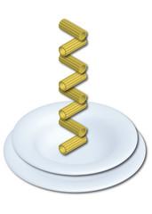 Pasta dieta rigatoni
