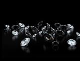 Fototapeta luksus - biżuteria - Biżuteria