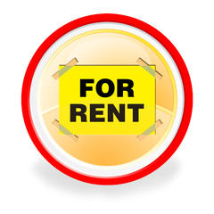 icon for rent