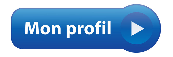 """Bouton """"MON PROFIL"""" (compte utilisateur web préférences options)"""