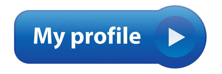 """MY PROFILE"" Button (account user setup settings web session)"