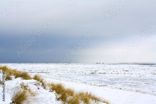 Fototapeten,sylt,winter,deutschland,strand