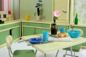 Küche 50er Jahre