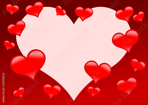 saint valentin cadre de zen fichier vectoriel libre de droits 29509233 sur. Black Bedroom Furniture Sets. Home Design Ideas
