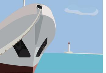 ship berth
