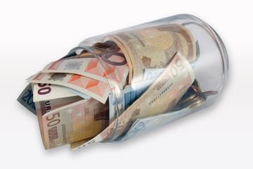 tarro+ billetes horizontal