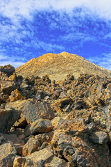 Mount Teide Volcanic Peak