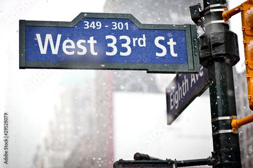 Fototapeten,zeichen,neu,york,führung