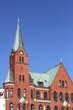 Kirche in der Hansestadt Hamburg