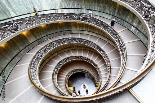 Aluminium Rome Vatican museum