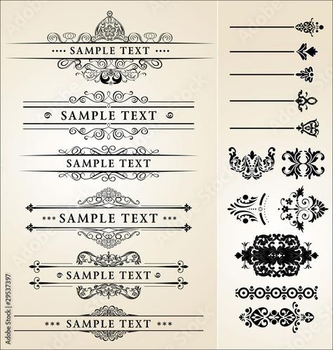 kaligrafické scénografii