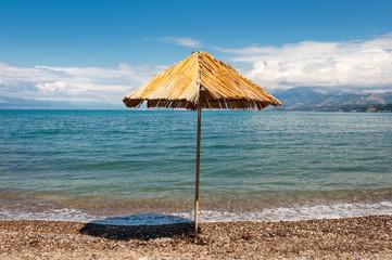 West coast from the Greek Peloponnesos