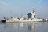 Fototapete Marine - Fregatte - Andere Boote