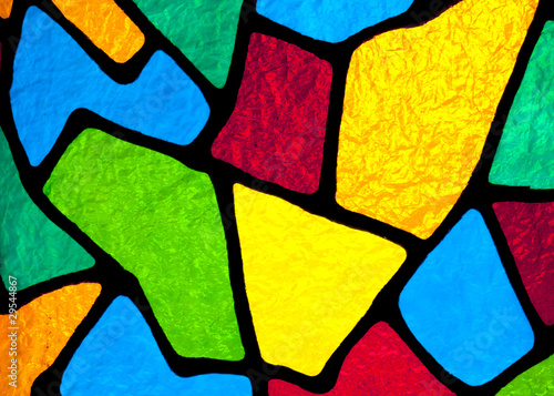 Stained glass designs. - 29544867