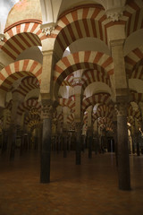 Arcadas de la Mezquita de Córdoba 3