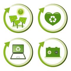 Green Eco Concept 3