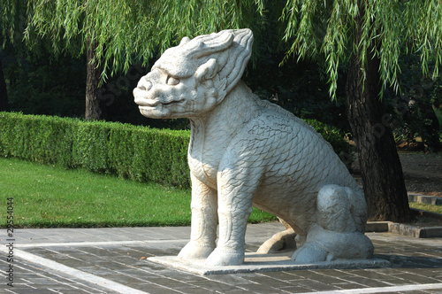 Ming Tombs sculpture